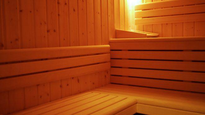 Sauna & Piscine couverte