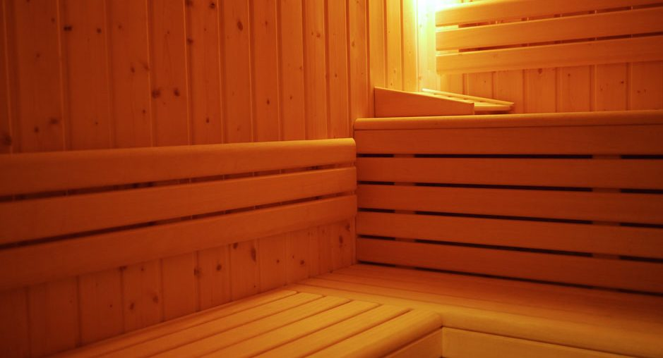 Sauna & Piscine couverte